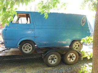 1964 Ford Van photo