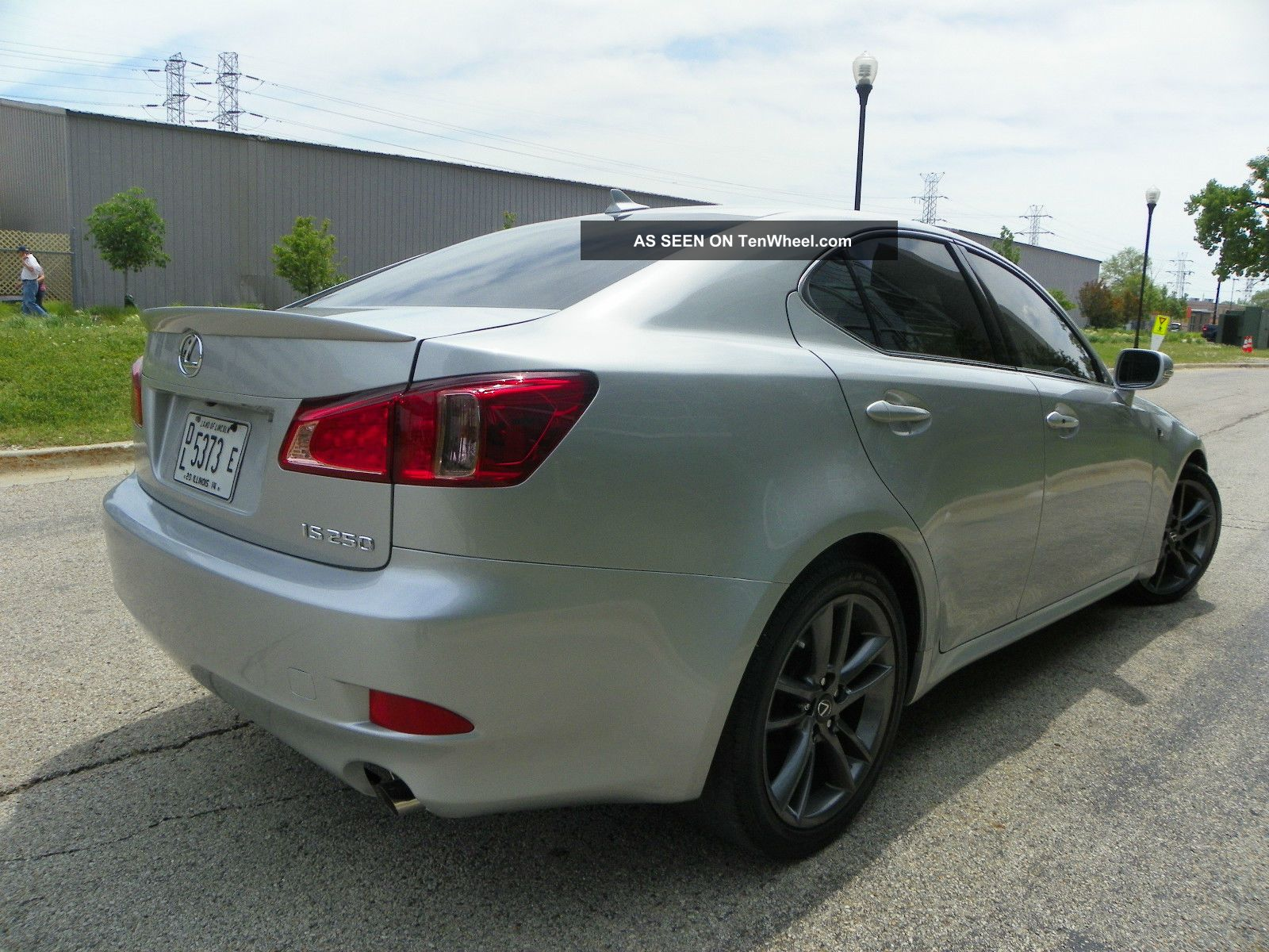 2011 lexus is250 f package sport package. Black Bedroom Furniture Sets. Home Design Ideas
