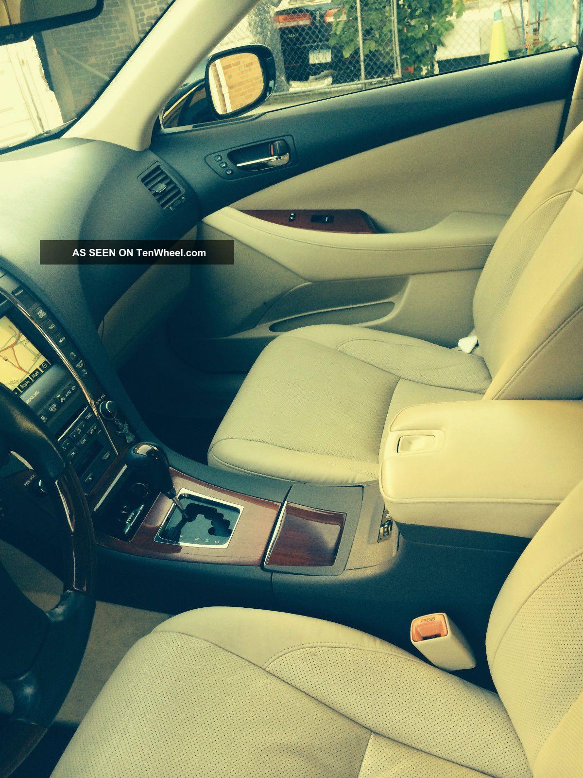 2009 Lexus Es350 Base Sedan 4 - Door 3.  5l ES photo