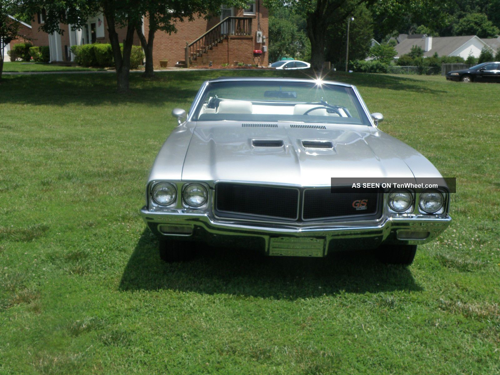 1970 Buick Gs 455 Other photo