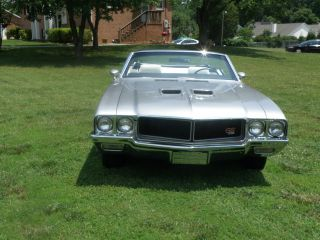 1970 Buick Gs 455 photo