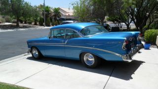 1956 Chevrolet Bel Air Base Hardtop 2 - Door photo