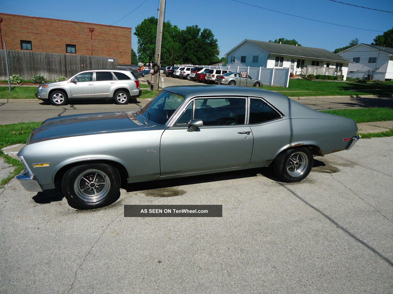 1971 Chevy Nova Nova photo