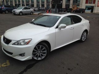 2008 Lexus Is 250 With Manual Transmission photo