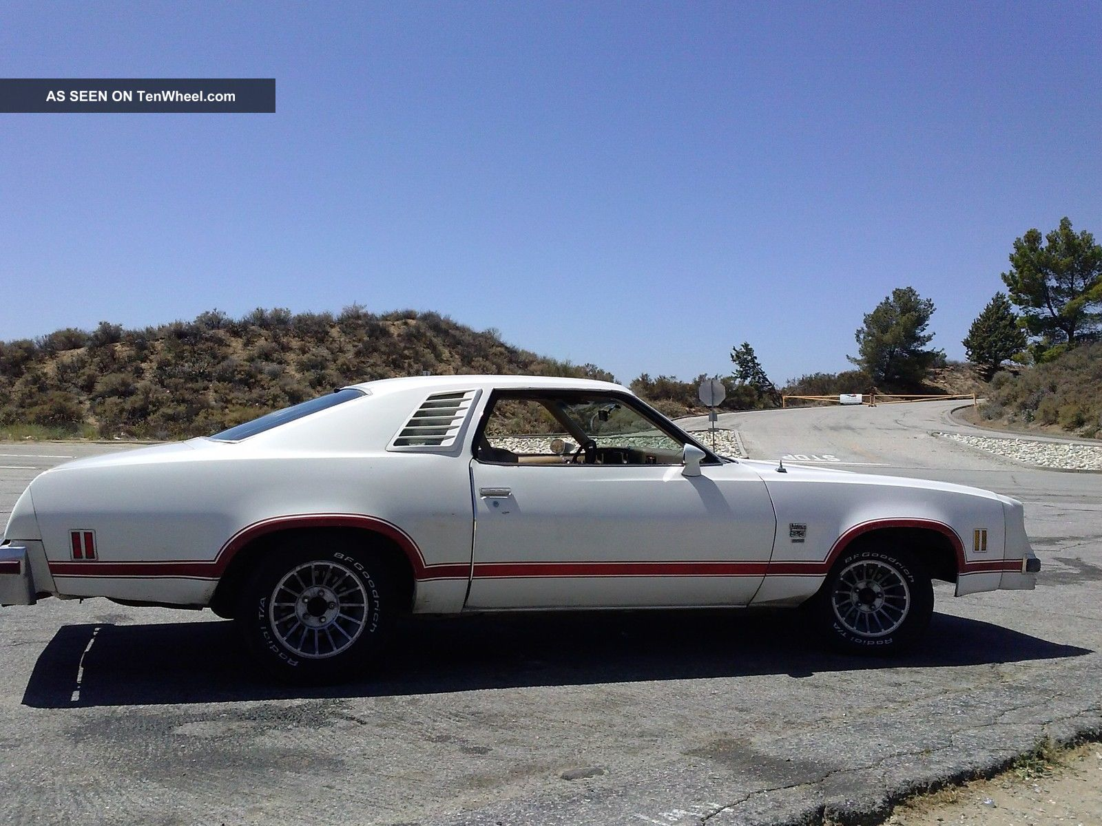 1976 Chevrolet Laguna S3 Coupe 2 Door 5 7l