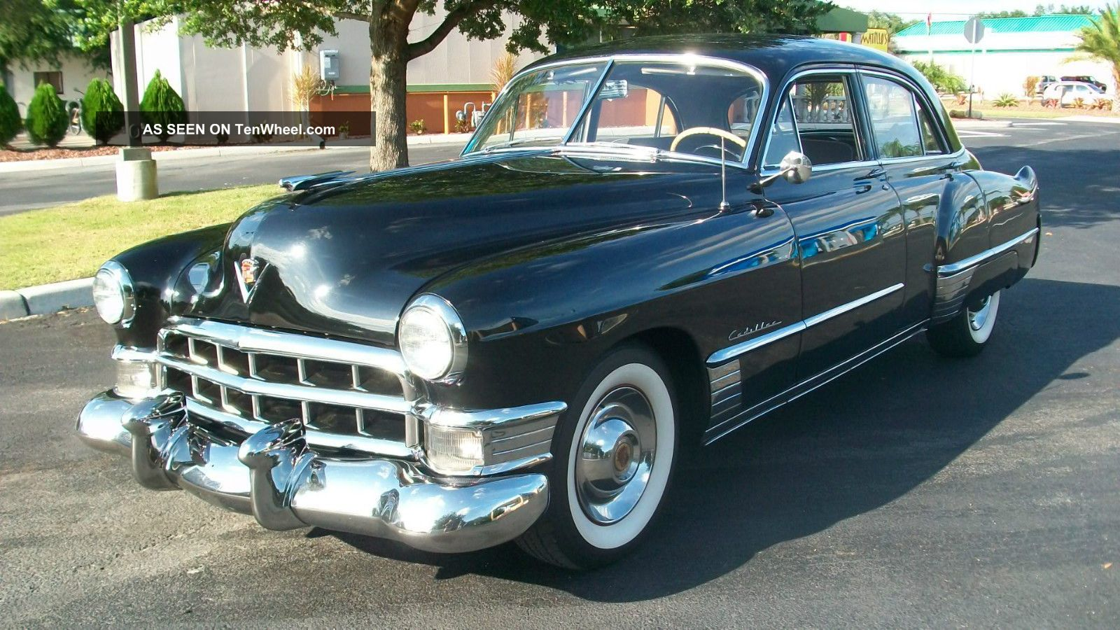 1949 Cadillac Series 62 Base 5.  4l Great Cond. Other photo