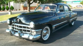 1949 Cadillac Series 62 Base 5.  4l Great Cond. photo