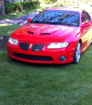 2006 Pontiac Gto Base Coupe 2 - Door 6.  0l photo