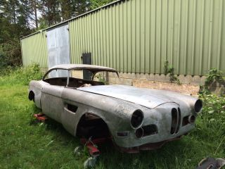 1955 Bmw 503 Coupe Project photo