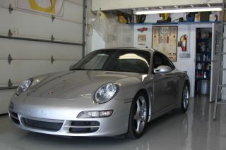 2006 Porsche 911 Carrera Coupe 2 - Door 3.  6l photo