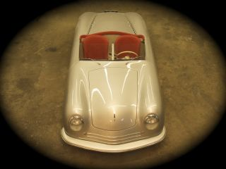 Porsche: 1948 356 - 1 Custom Built Recreation