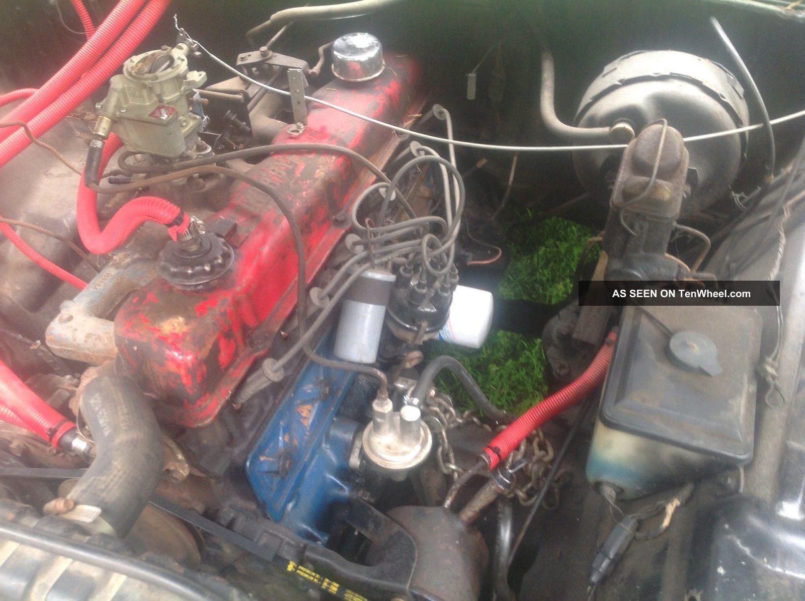 Ford Truck F Six Cylinder Lgw