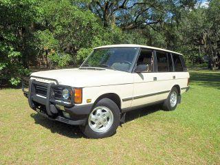 1994 Land Rover Range Rover Lwb photo