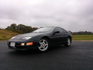 1995 Nissan 300zx Base Coupe 2 - Door 3.  0l photo