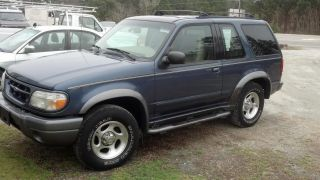 2000 Ford Explorer Sport Sport Utility 2 - Door 4.  0l photo
