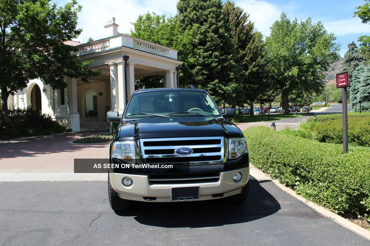 2008 ford expedition eddie bauer 4x4 3rd row seats dvdmore. Black Bedroom Furniture Sets. Home Design Ideas