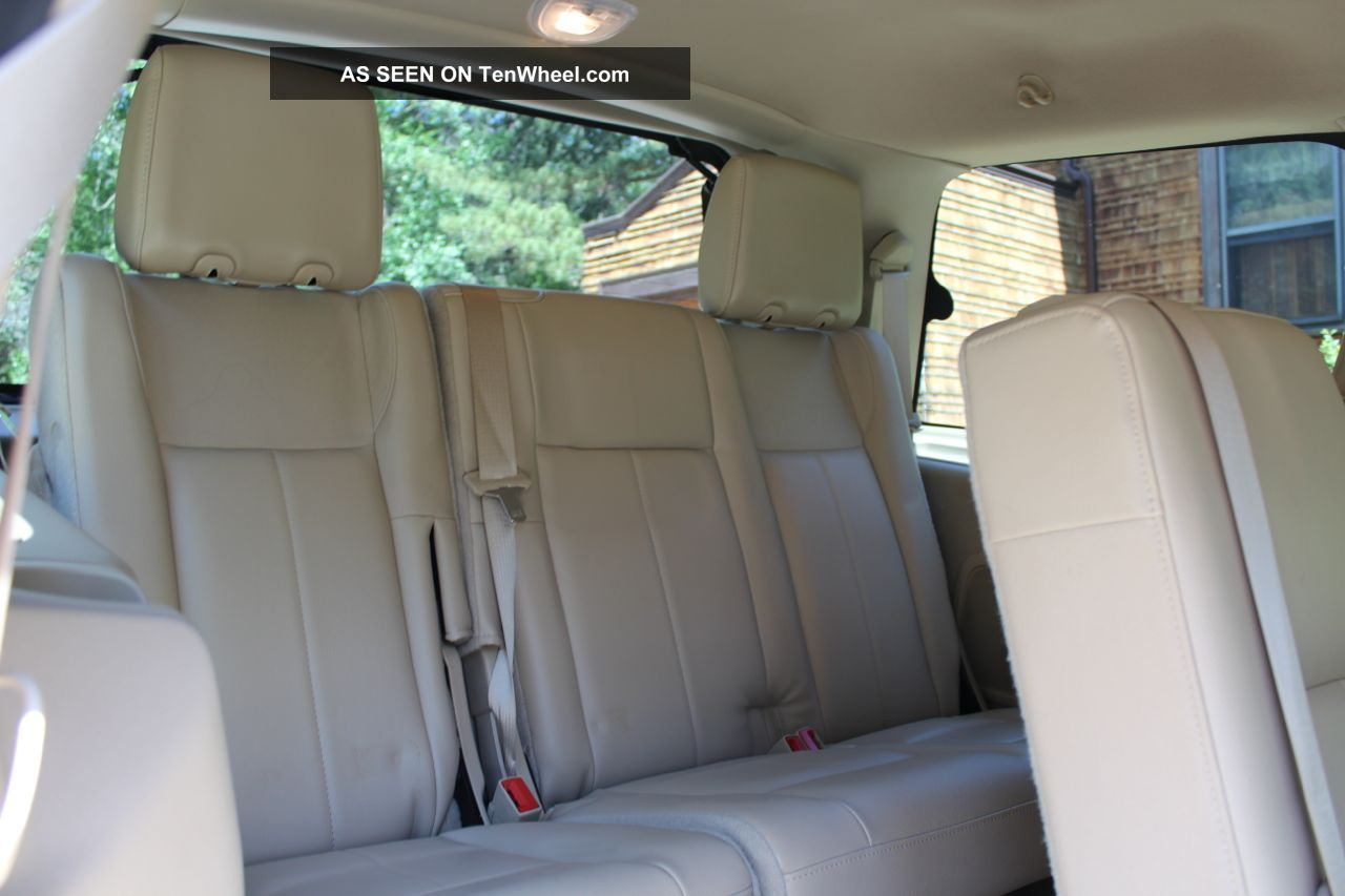 2008 Ford Expedition Eddie Bauer 4x4 3rd Row Seats Dvdmore