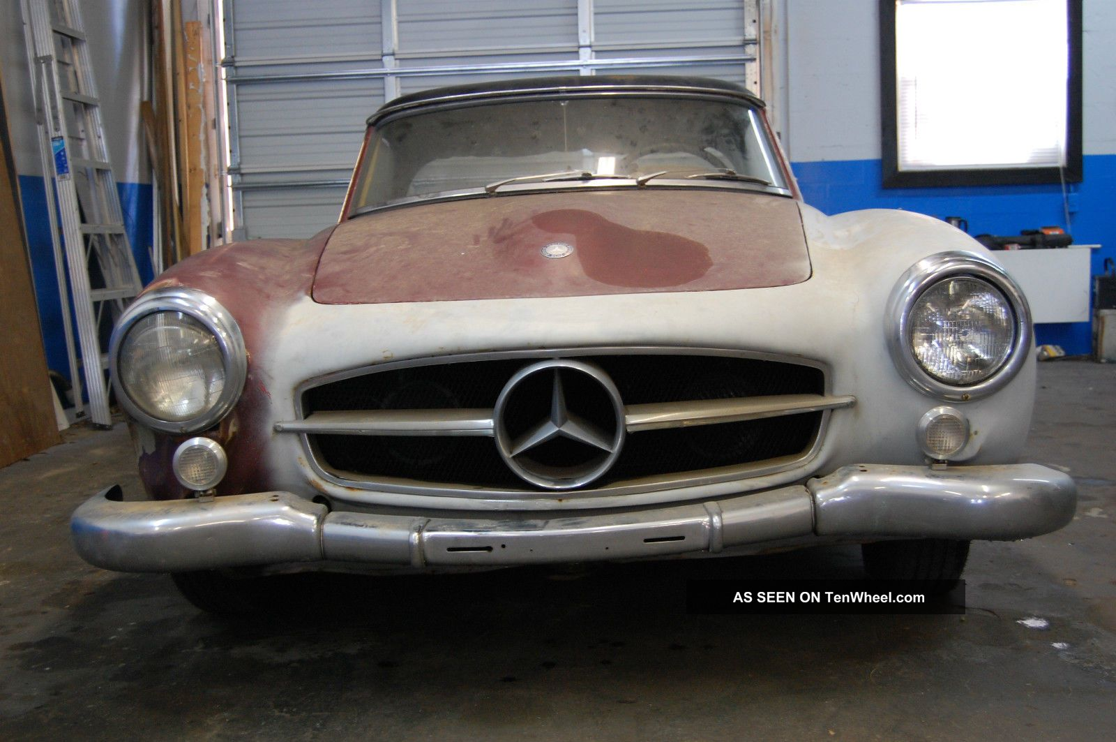 1958 Mercedes Benz 190sl Hardtop / Softtop Excellent Project SL-Class photo