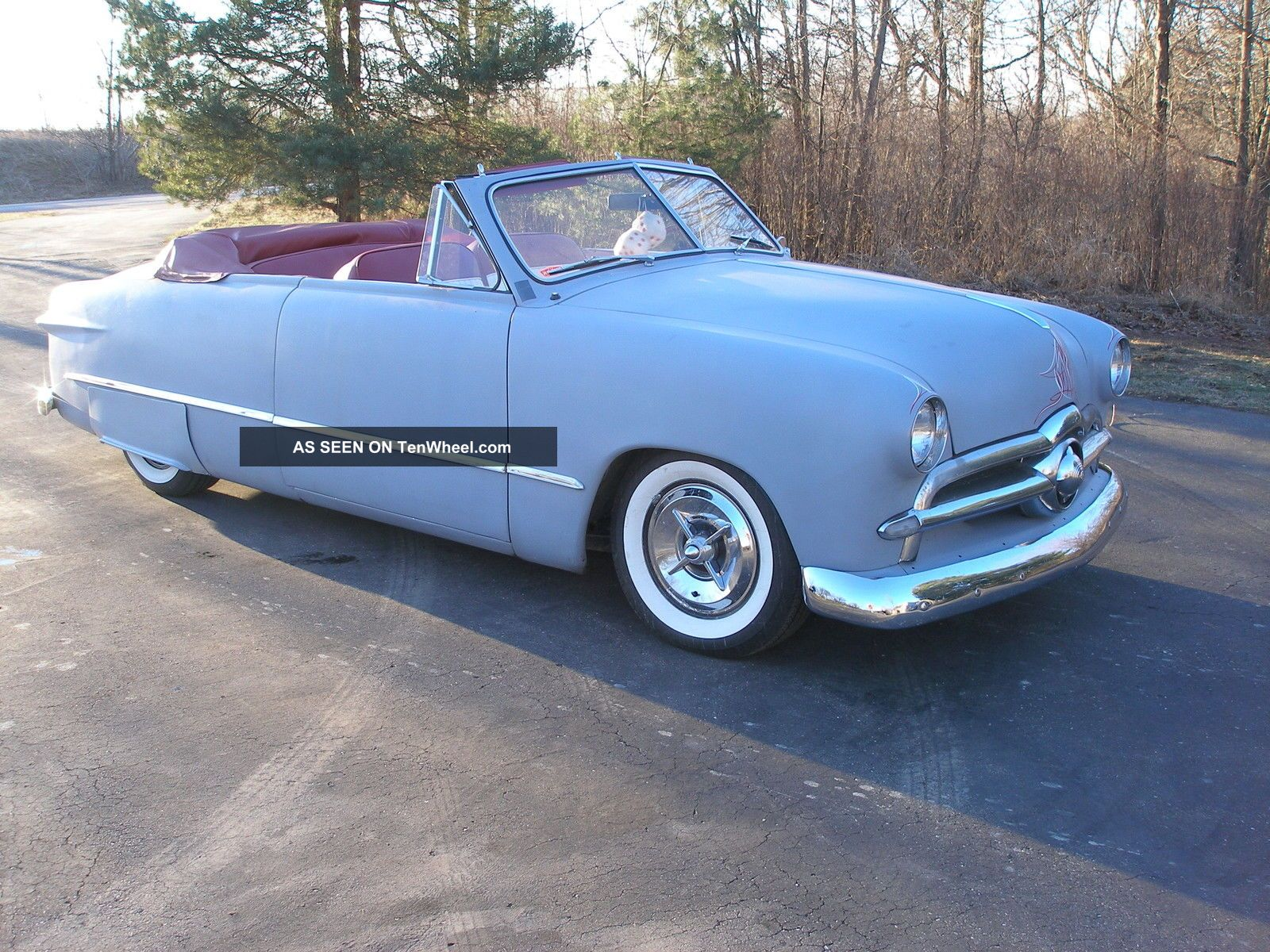 1949 Ford Convertible - Mild Custom With Airride Other photo