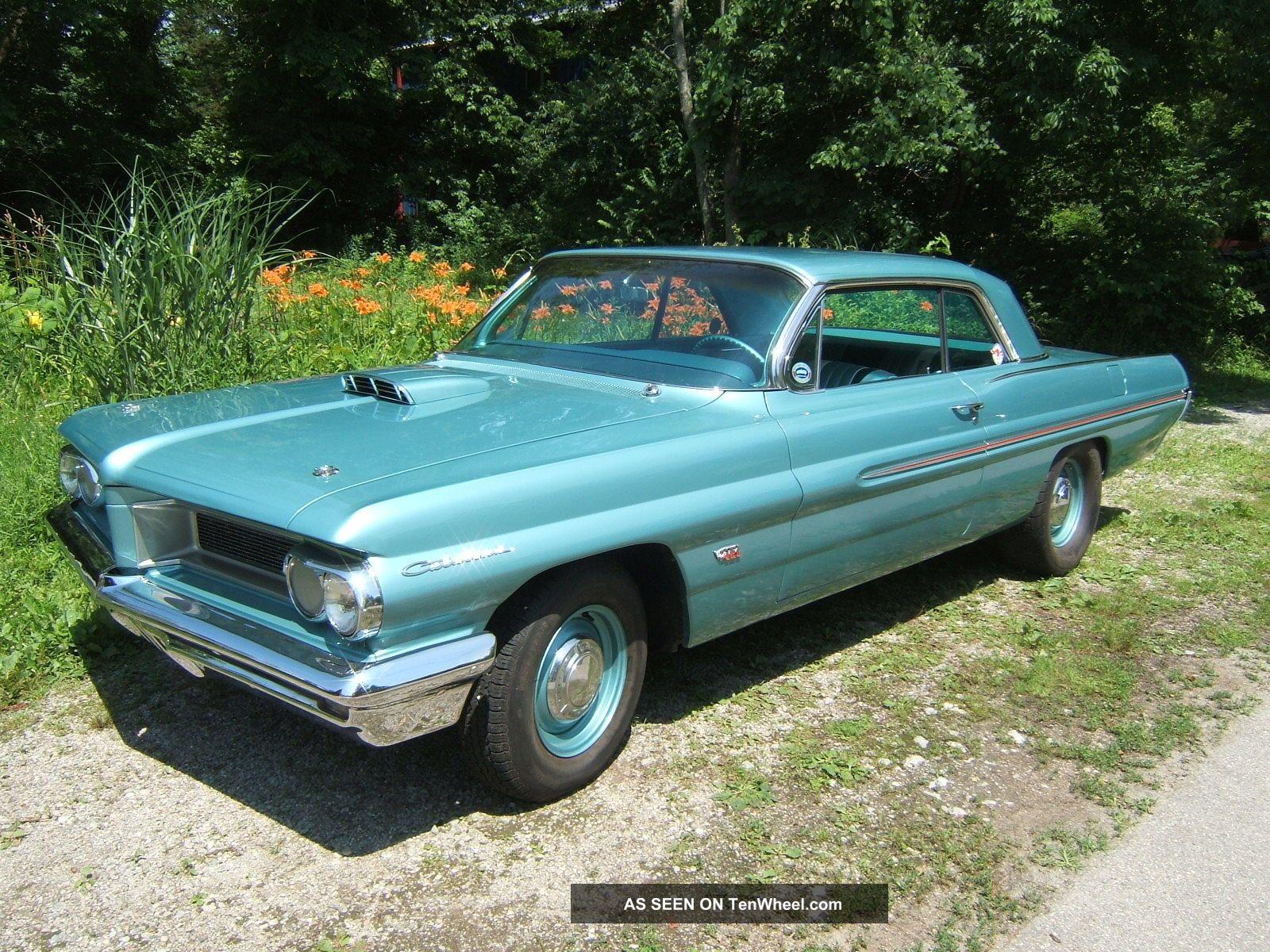 1962 Pontiac Catalina 421