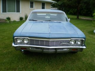 1966 Chevy Impala 5.  7 Liter Chevy 350 photo