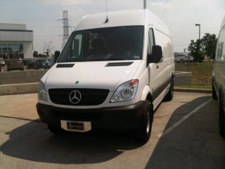 2013 Mercedes - Benz Sprinter Cargo Van 2500 170
