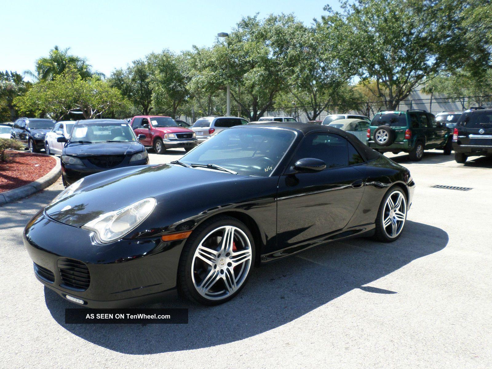2004 porsche 911 carrera 4s convertible 2 door 3 6l. Black Bedroom Furniture Sets. Home Design Ideas