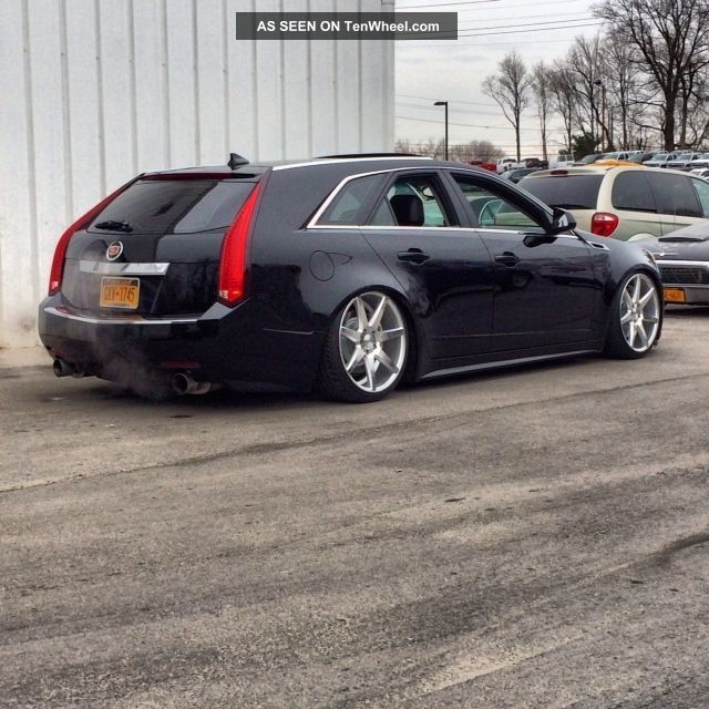 2011 Cadillac Cts Performance Wagon 4 - Door 3.  6l CTS photo