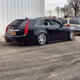 2011 Cadillac Cts Performance Wagon 4 - Door 3.  6l photo