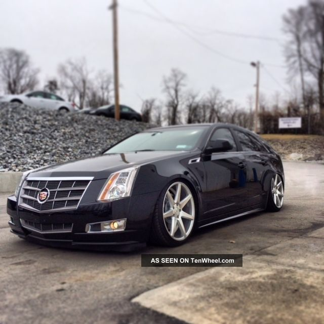 Cadillac Cts 3 6 For Sale: 2011 Cadillac Cts Performance Wagon 4