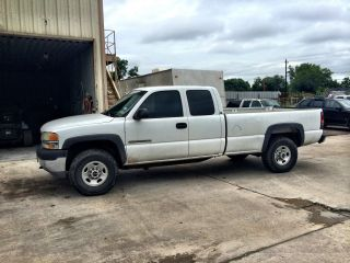 2001 Gmc Sierra Pickup 2500 Hd photo