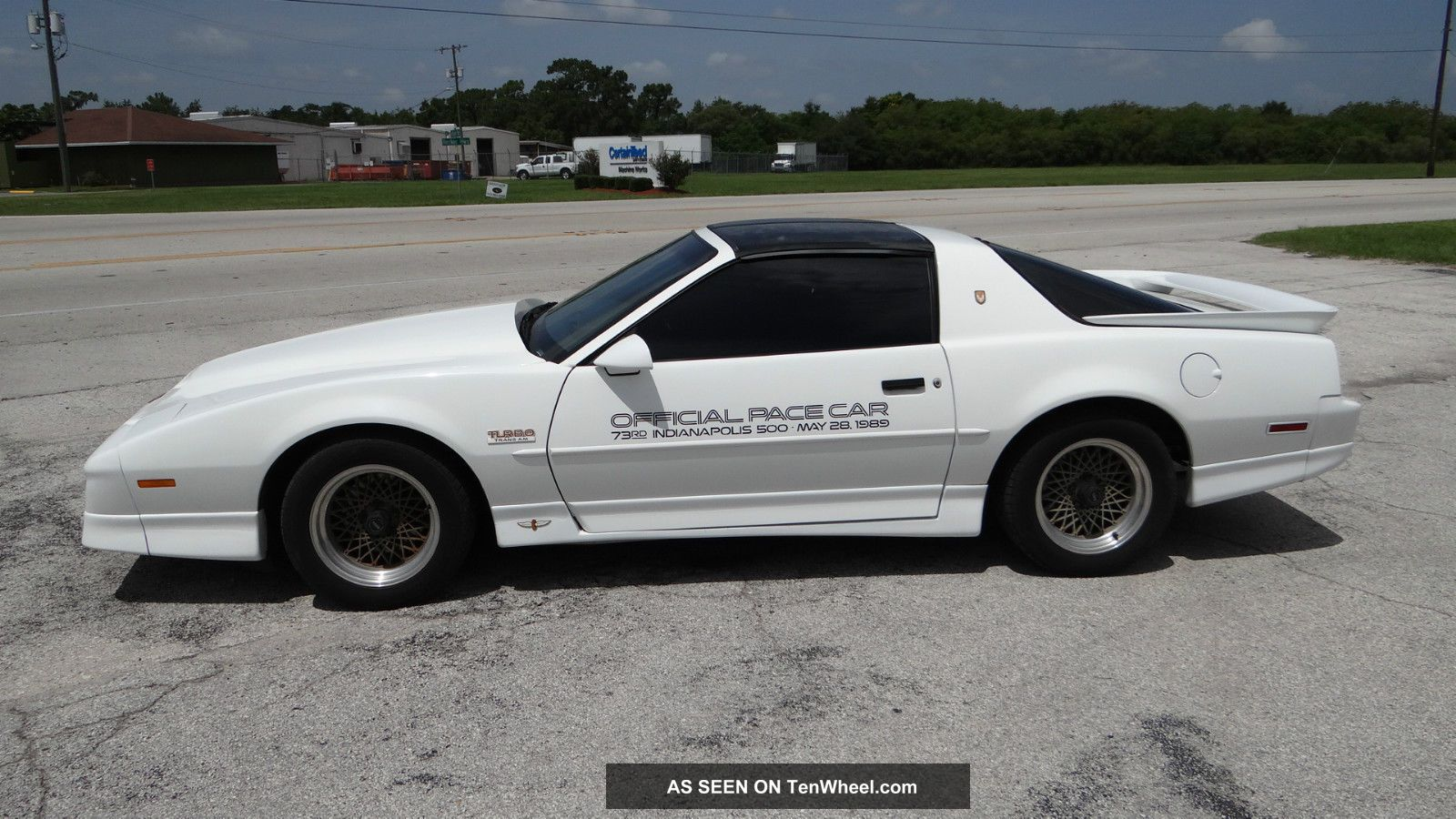 1989 Pontiac Firebird Trans Am Turbo 3.  8 Firebird photo