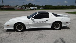 1989 Pontiac Firebird Trans Am Turbo 3.  8 photo