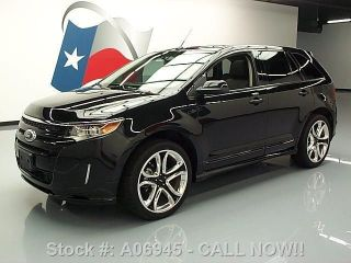2013 Ford Edge Sport Pano 22 ' S 37k Texas Direct Auto photo