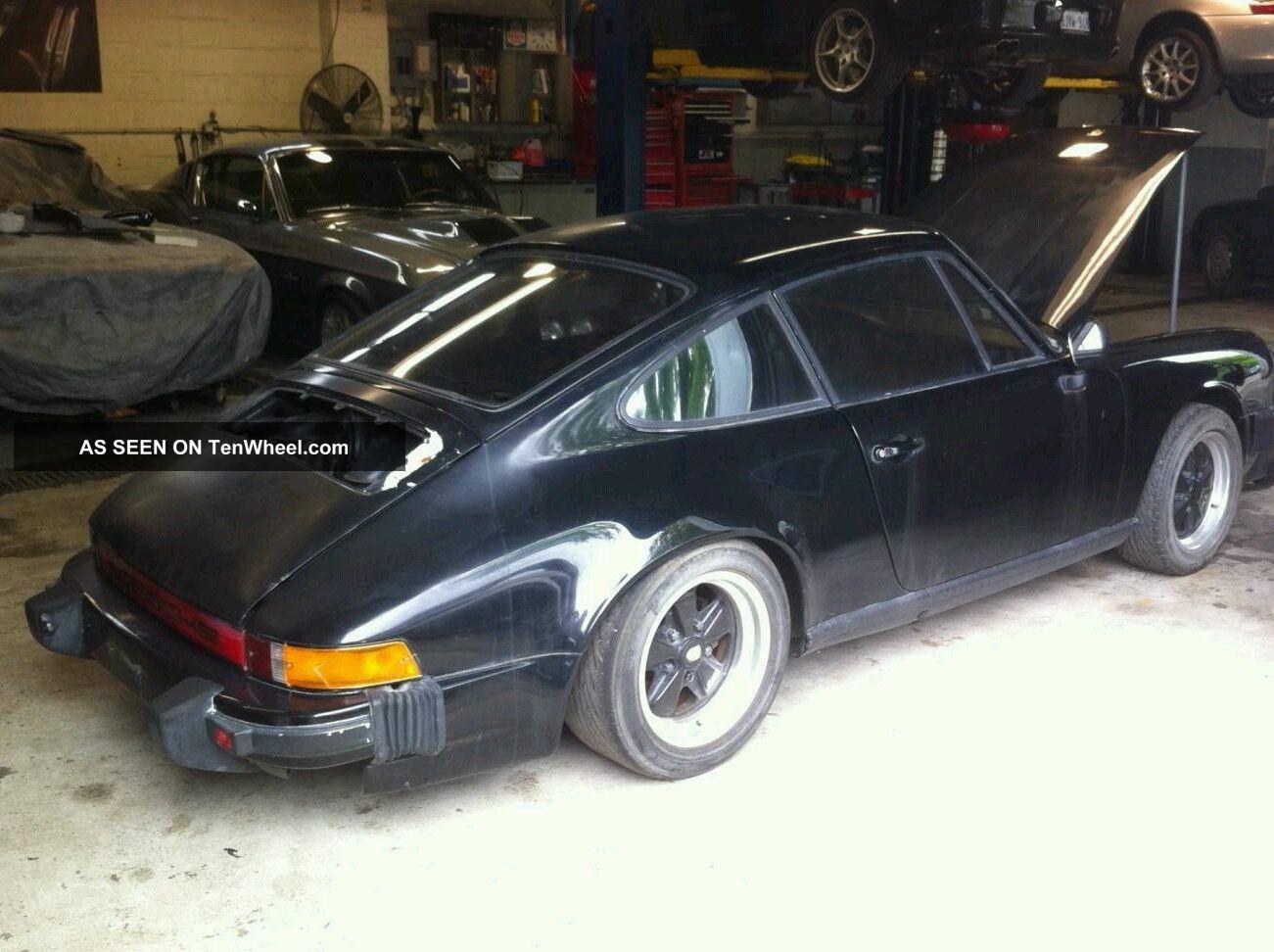 1970 Porsche 911 T Karnann Coupe Numbers Matching 911 photo
