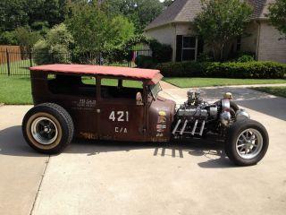 1927 Model T / A Rat Rod photo