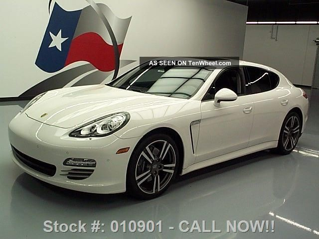 2012 porsche panamera 4 premium plus awd texas direct auto. Black Bedroom Furniture Sets. Home Design Ideas