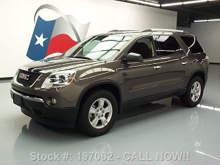 2012 Gmc Acadia Sl Cruise Control Alloy Wheels Only 37k Texas Direct Auto photo