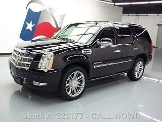 2011 Cadillac Escalade Platinum Hybrid Awd 23k Texas Direct Auto photo