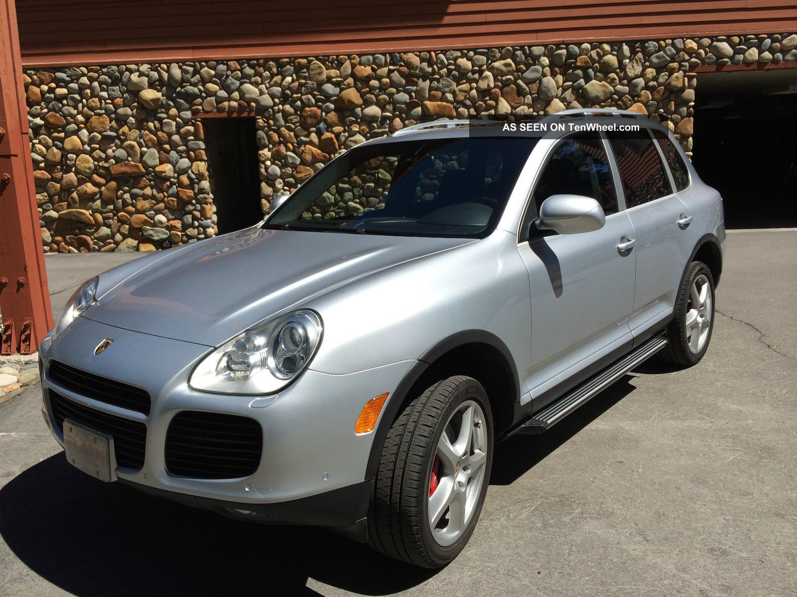 2005 Porsche Cayenne Turbo Immaculate Inside And Out Cayenne photo