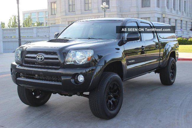 2009 Toyota Tacoma Double Cab 4wd,  Lift,  Trd Equipped Off - Road Ready Lift,  Loaded Tacoma photo