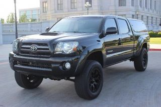 2009 Toyota Tacoma Double Cab 4wd,  Lift,  Trd Equipped Off - Road Ready Lift,  Loaded photo