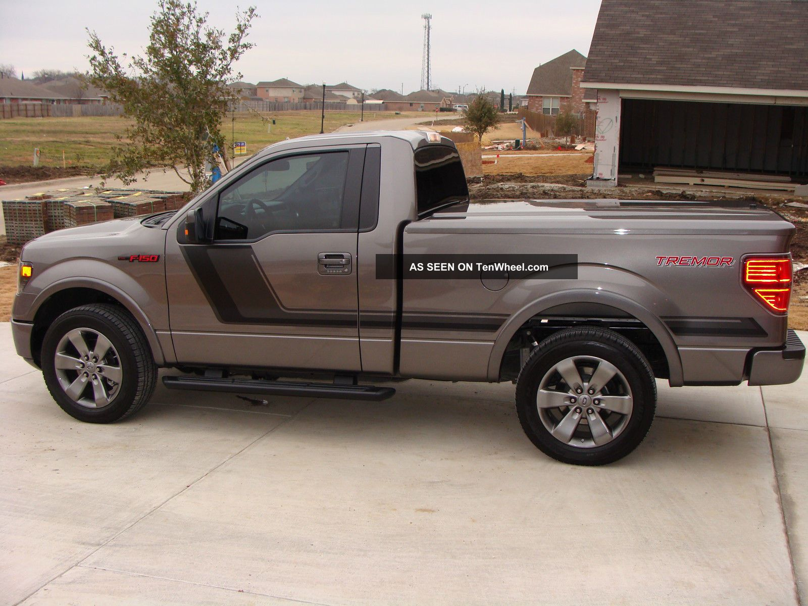 2014 ford f 150 tremor fx2 standard cab pickup 2 door 3 5l all options. Black Bedroom Furniture Sets. Home Design Ideas
