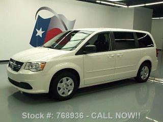 2011 Dodge Grand Caravan Express Stow N Go 7pass 76k Mi Texas Direct Auto photo