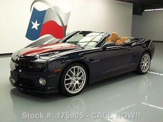 2013 Chevy Camaro 2ss Convertible Dusk Ed Hud 8k Mi Texas Direct Auto photo