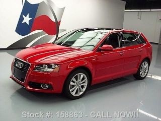 2012 Audi A3 2.  0t Premium Turbo S - Line Auto 38k Texas Direct Auto photo