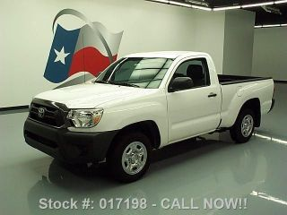 2012 Toyota Tacoma Regular Cab Automatic Bedliner 16k Texas Direct Auto photo