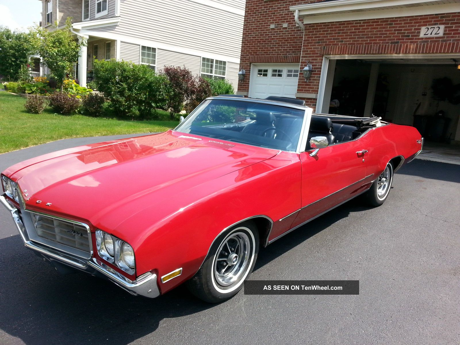 1970 Buick Skylark Custom Matching Numbers Convertible Protecto Skylark photo