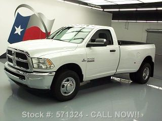 2013 Dodge Ram 3500 Tradesman Reg Cab Diesel Drw 13k Mi Texas Direct Auto photo