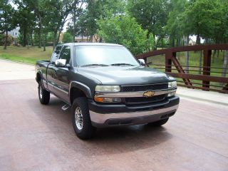 2001cevrolet Silverado 2500hd Tires photo